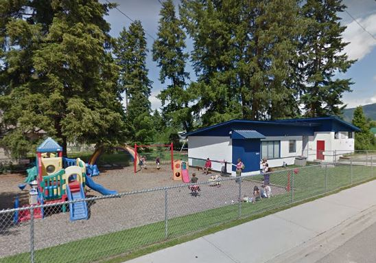 The Armstrong Preschool is located right beside Armstrong Elementary School in Armstrong, BC.